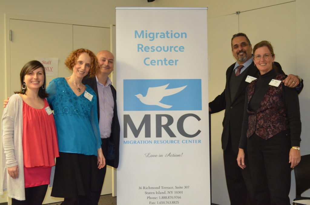 Migration Resource Center Team
