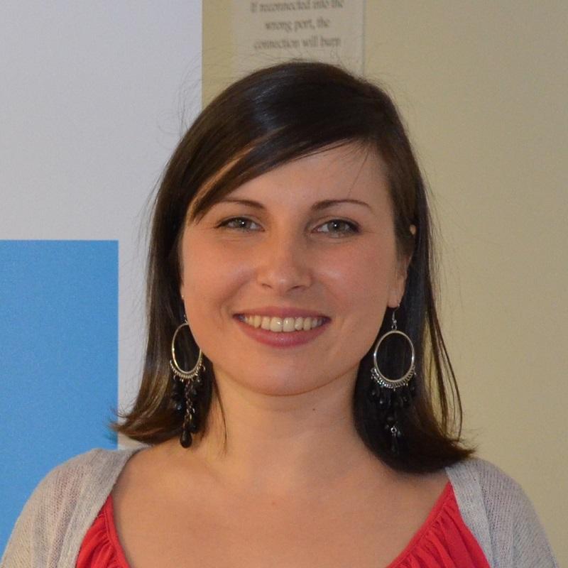 Victoria Apostol-Marius | Program Coordinator