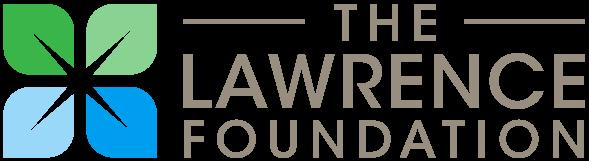 The Lawrence Foundation Logo