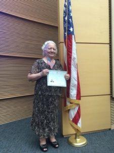 Mrs. H, U.S. Citizen