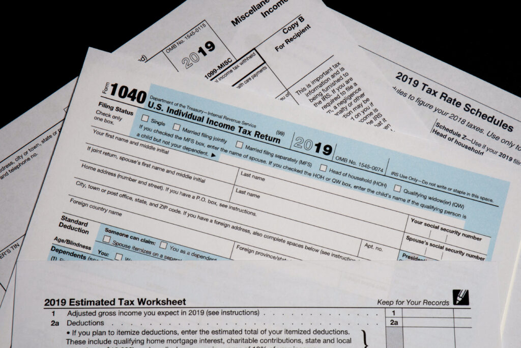 Tax Preparation | 1040 Tax Form | Migration Resource Center