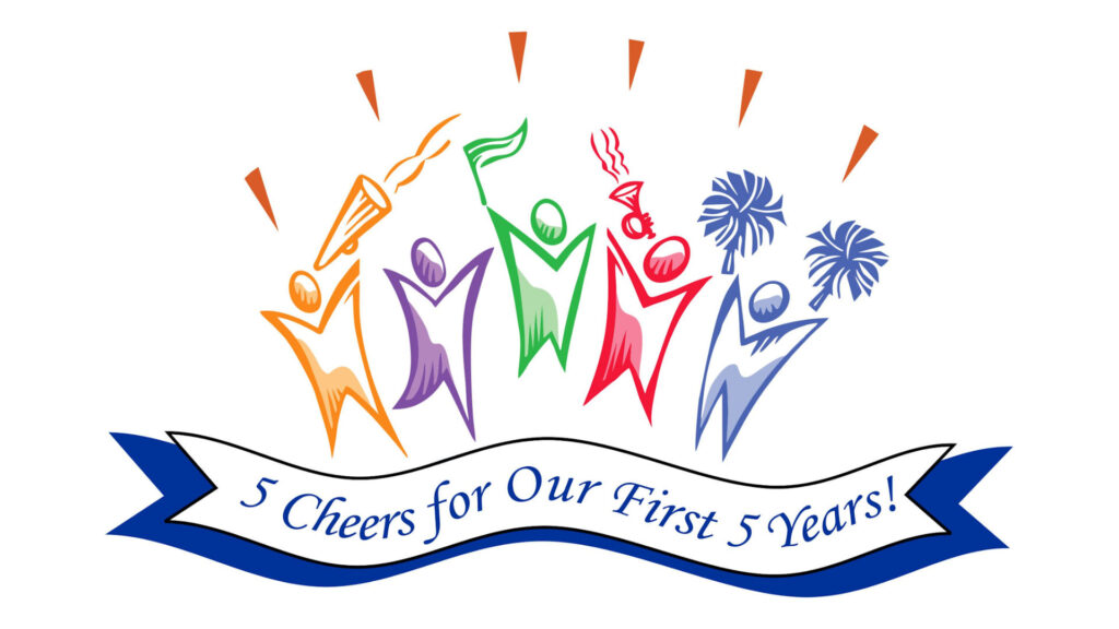 5 Cheers For Our First 5 Years | Migration Resource Center